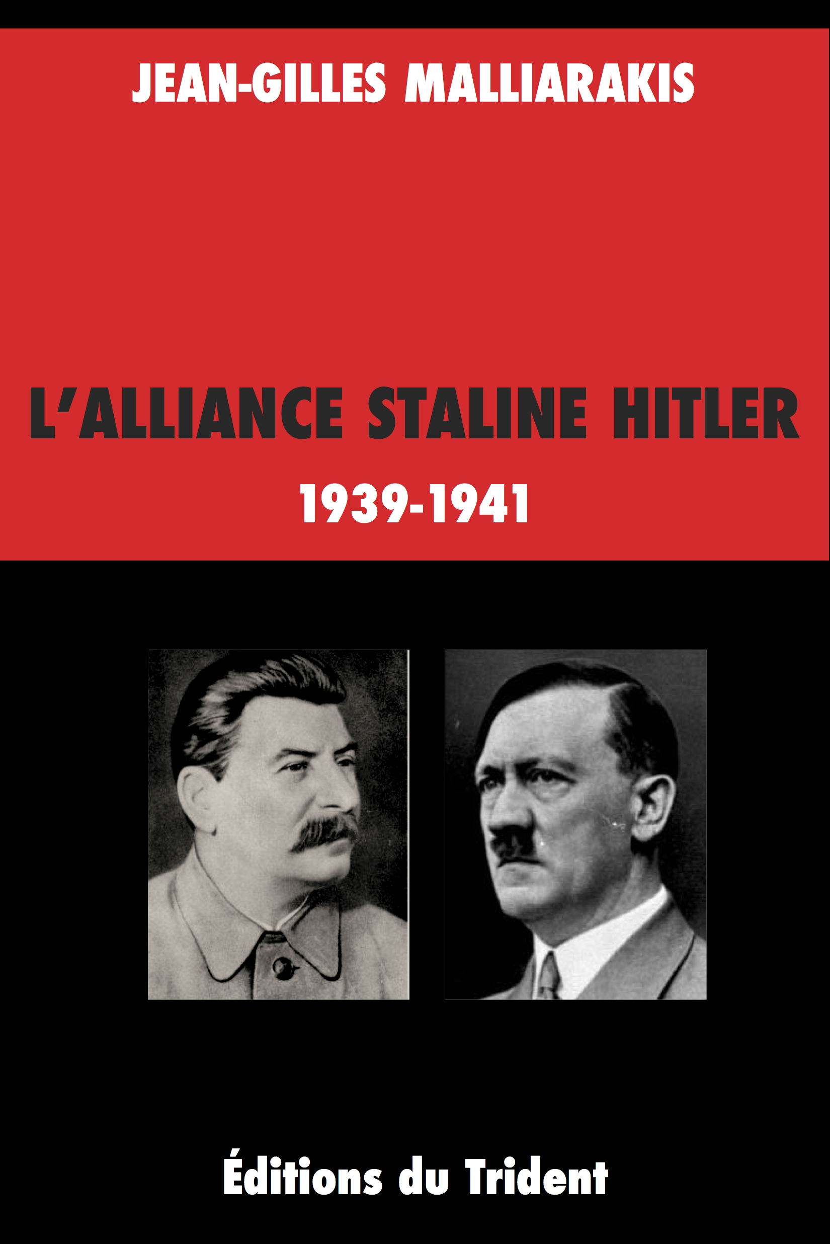L'Alliance Staline Hitler