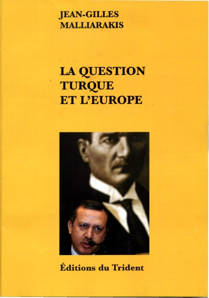 Couverture du Livre LA QUESTION TURQUE ET L'EUROPE